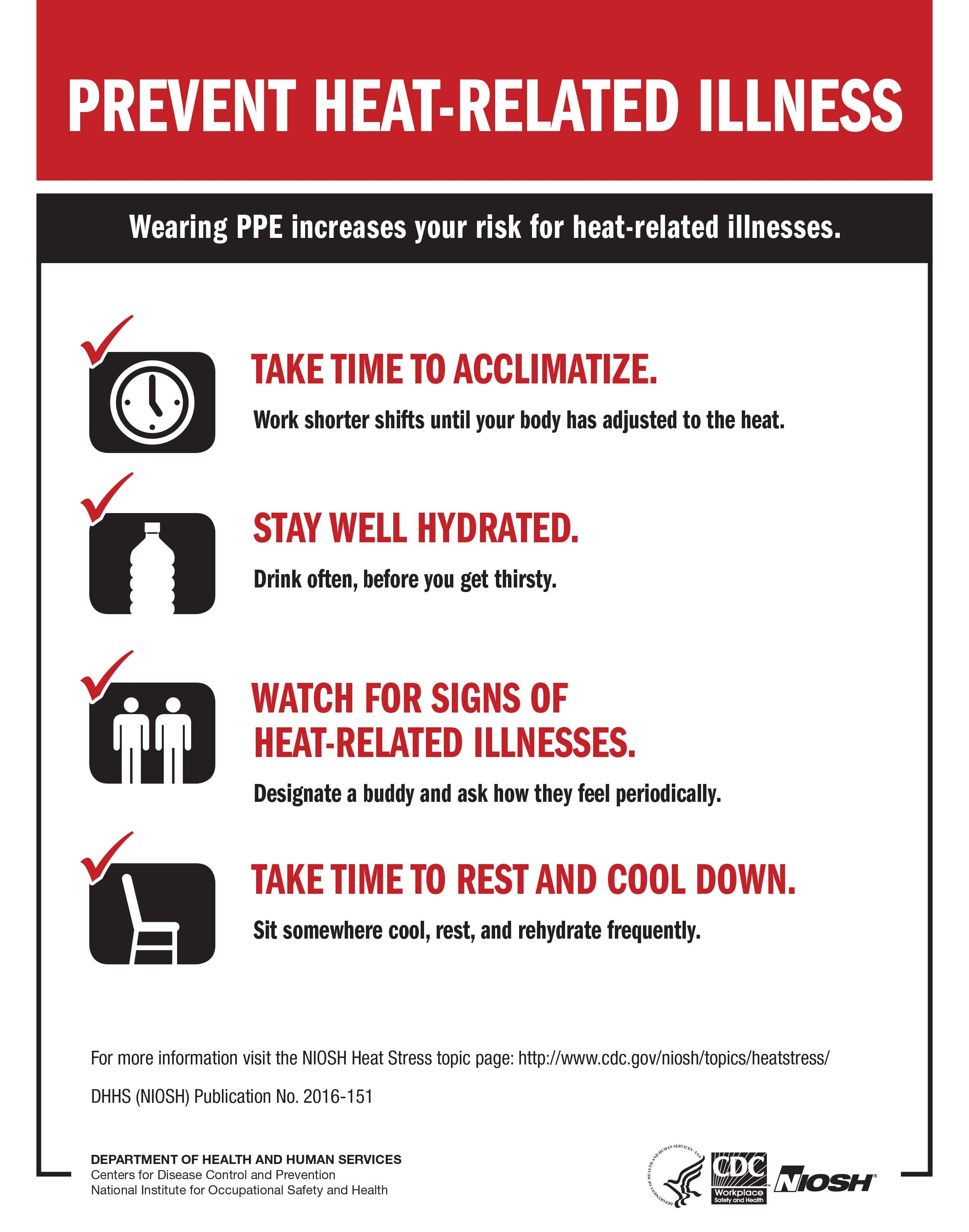 JLN Associates - Your Safety Team  | Heat Safety